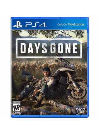 Days Gone [PS4, русская версия]