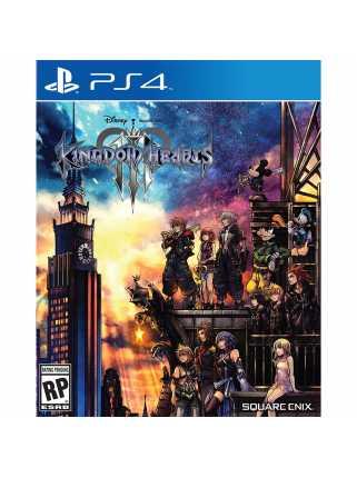 Kingdom Hearts 3 [PS4]