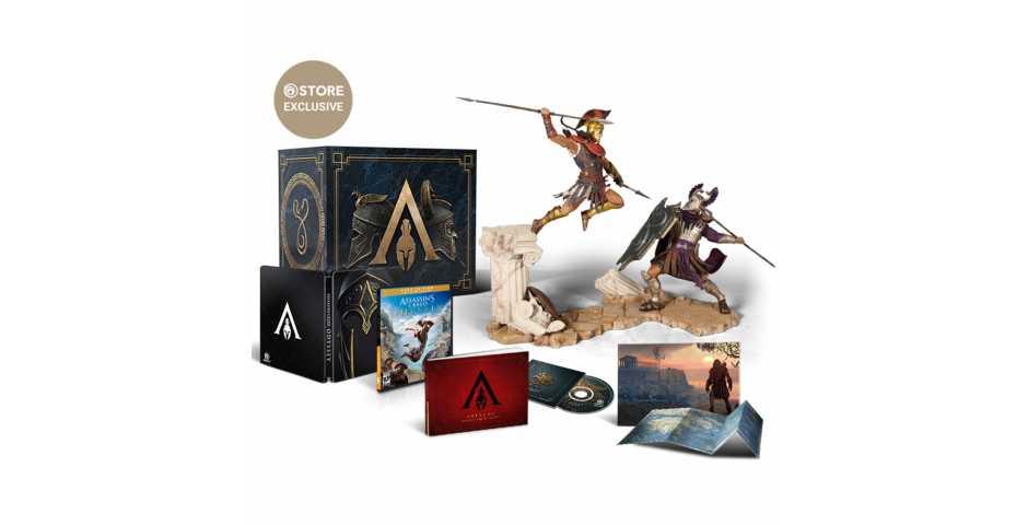 Assassin's Creed: Одиссея – Pantheon Edition
