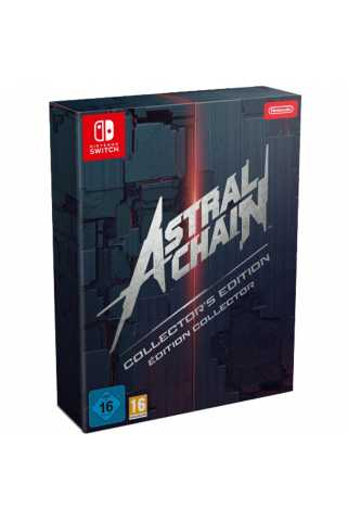 Astral Chain Collector's Edition [Switch]