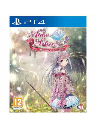 Atelier Lulua: The Scion of Arland [PS4]