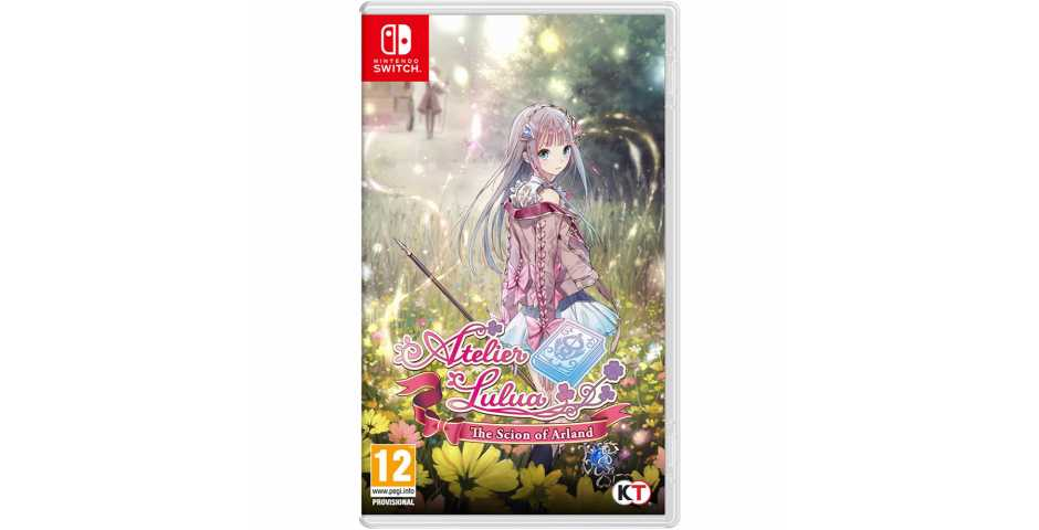 Atelier Lulua: The Scion of Arland [Switch]