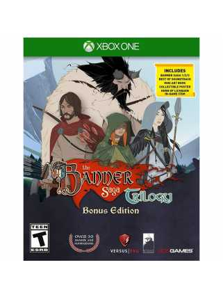 Banner Saga Trilogy Bonus Edition [Xbox One]