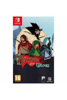Banner Saga Trilogy [Switch] Trade-in | Б/У