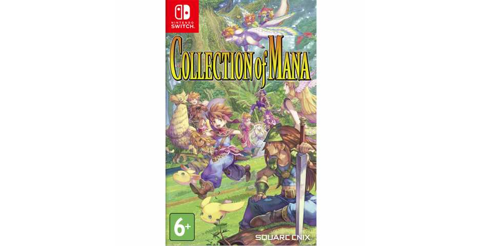 Collection of Mana [Switch]