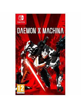 DAEMON X MACHINA [Switch]