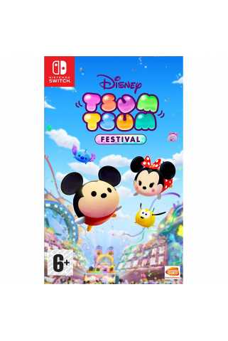 Disney Tsum Tsum Festival [Switch]