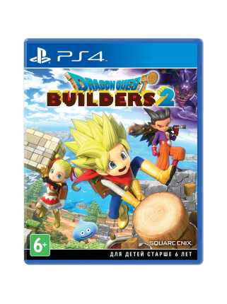 Dragon Quest Builders 2 [PS4]