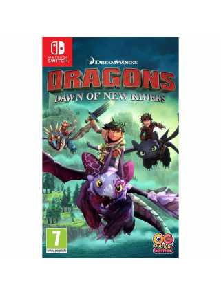 DreamWorks Dragons: Dawn of New Riders [Switch]