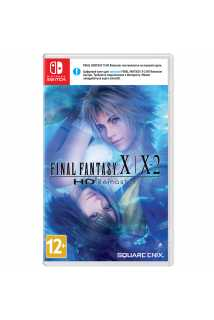 FINAL FANTASY X / X-2 HD Remaster [Switch]