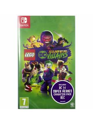 LEGO DC Super-Villains (+ DLC) [Switch]
