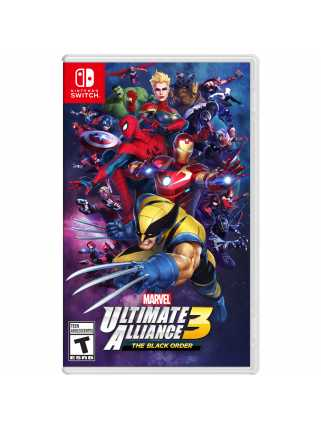 Marvel Ultimate Alliance 3: The Black Order [Switch]