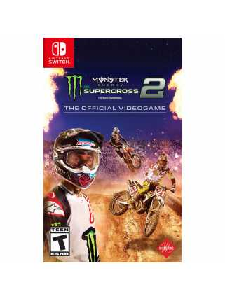 Monster Energy Supercross - The Official Videogame 2 [Switch]