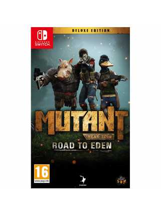Mutant Year Zero: Road to Eden - Deluxe Edition [Switch]