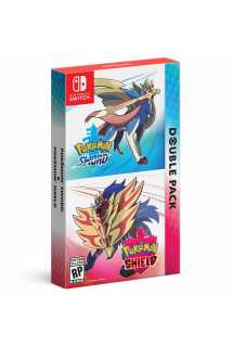 Pokemon Sword and Pokemon Shield Double Pack [Switch]