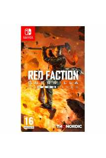 Red Faction Guerrilla Re-Mars-tered [Switch, русская версия]