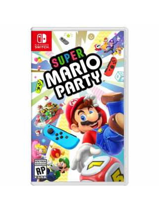 Super Mario Party [Switch, русская версия]