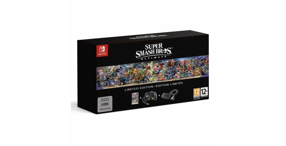 Super Smash Bros Ultimate Limited Edition [Switch]