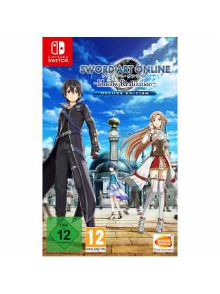 Sword Art Online: Hollow Realization Deluxe Edition [Switch]