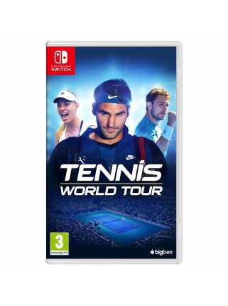 Tennis World Tour [Switch]