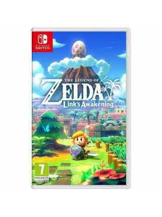 The Legend of Zelda: Link's Awakening [Switch] Trade-in | Б/У