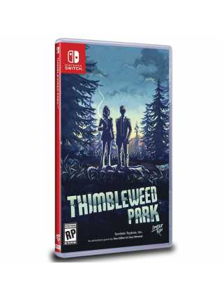 Thimbleweed Park Limited Run [Switch]