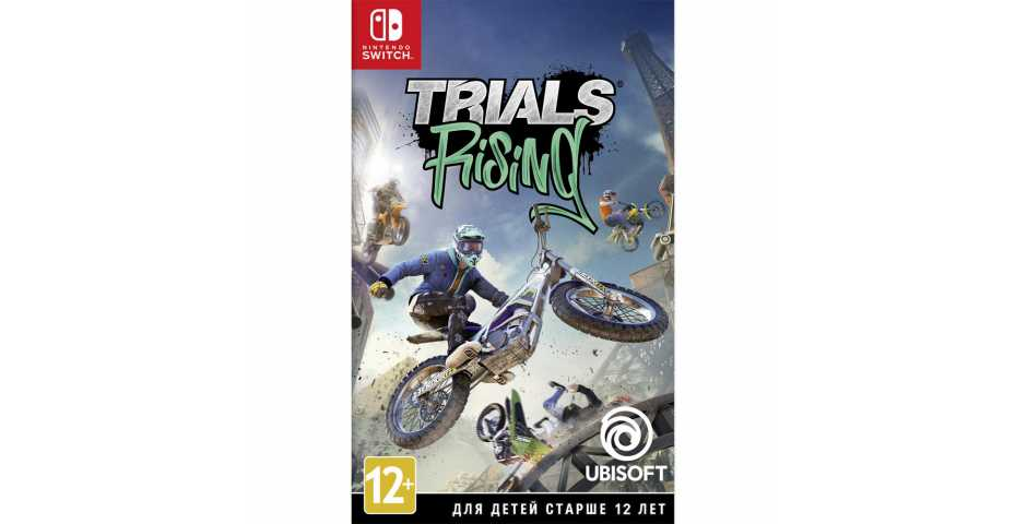 Trials Rising [Switch]