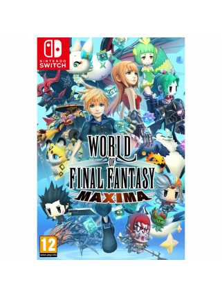 World of Final Fantasy Maxima [Switch]