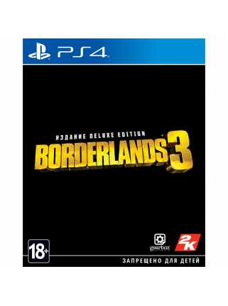 Borderlands 3 Deluxe Edition [PS4]