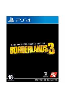 Borderlands 3 Super Deluxe Edition [PS4]