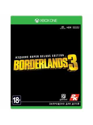 Borderlands 3 Super Deluxe Edition [Xbox One]