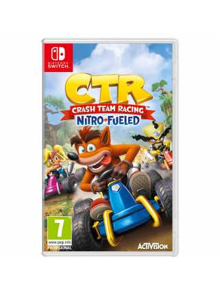 Crash Team Racing Nitro-Fueled [Switch]