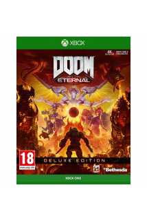 DOOM Eternal - Deluxe Edition [Xbox One, русская версия]