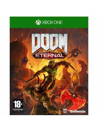 DOOM Eternal [Xbox One, русская версия]