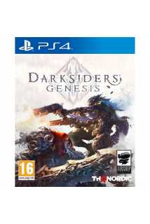 Darksiders Genesis [PS4, русская версия]