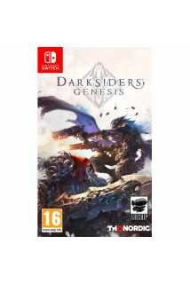 Darksiders Genesis [Switch, русская версия]