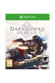 Darksiders Genesis [Xbox One, русская версия]