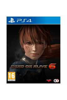 Dead or Alive 6 [PS4]
