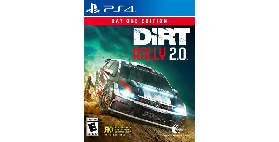 DiRT Rally 2.0 Day One Edition [PS4]