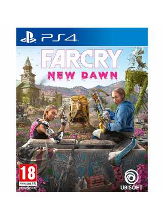 Far Cry: New Dawn [PS4, русская версия] Trade-in | Б/У