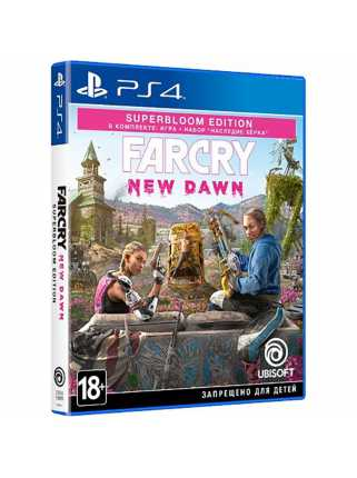 Far Cry: New Dawn - Superbloom Edition [PS4, русская версия]