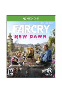 Far Cry: New Dawn [Xbox One, русская версия]