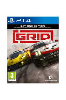GRID - Day One Edition [PS4] Trade-in | Б/У
