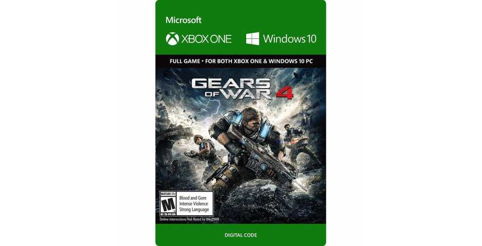 Gears of War 4 (Код) [Xbox One]