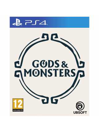 Gods & Monsters [PS4, русская версия]