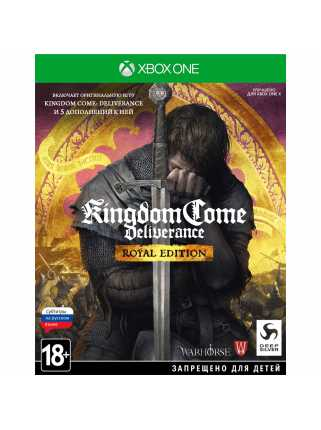 Kingdom Come: Deliverance - Royal Edition [Xbox One]