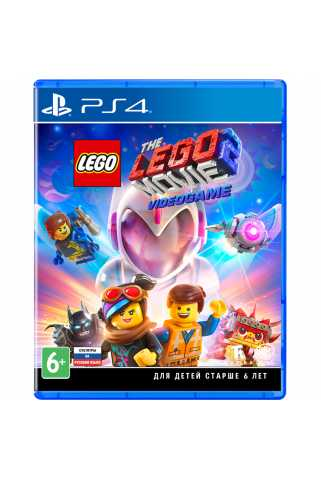 The LEGO Movie 2 Videogame [PS4]