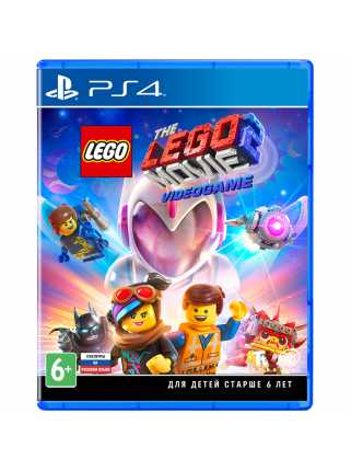 The LEGO Movie 2 Videogame [PS4] Trade-in | Б/У