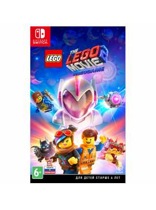 The LEGO Movie 2 Videogame [Switch]