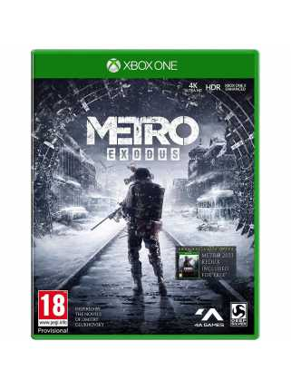 Metro: Exodus - Day One Edition [Xbox One, русская версия]